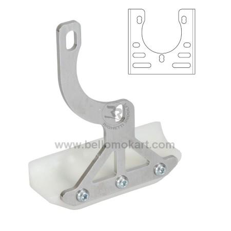 Slitta protezione disco freno 3F per scatolato standard
