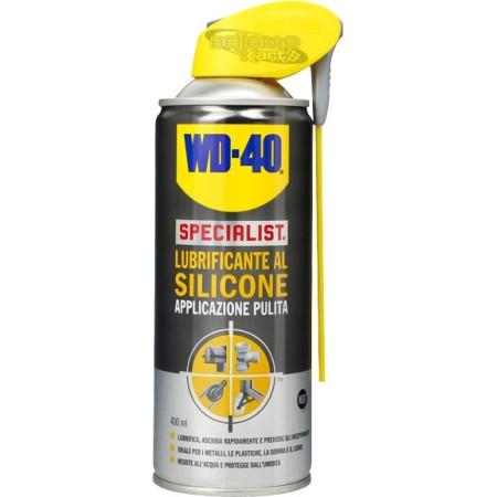 LUBRIFICANTE AL SILICONE WD 40 SPRAY 400 ml