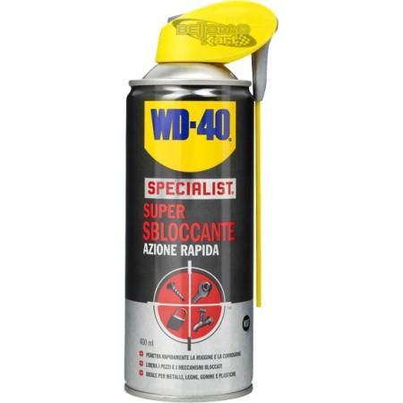 SUPER SBLOCCANTE  WD 40 SPRAY 400 ml