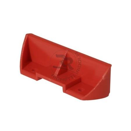 Poggiapiedi standard rosso