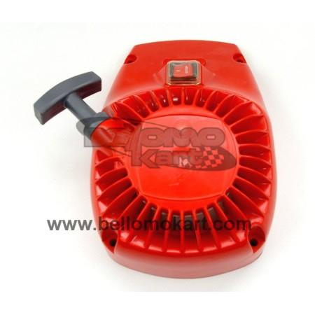 Avviamento Completo plastica COMER C50