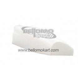Carenatura laterale DX CIK FL09/14 BIANCO freeline
