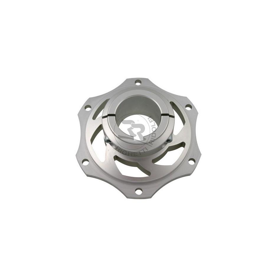 Portadisco in alluminio anodizzato per assale da 40 mm