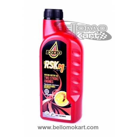 Olio EXCED RSK M rosso new lt. 1