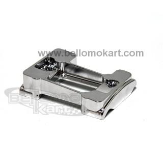 Piastra motore in alluminio inclinata freeline