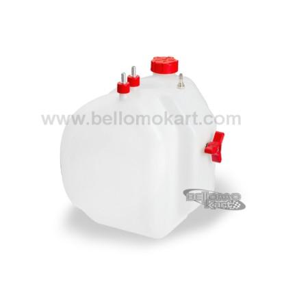 Serbatoio lt. 8,5 tonykart  KZ dal 2013 in poi