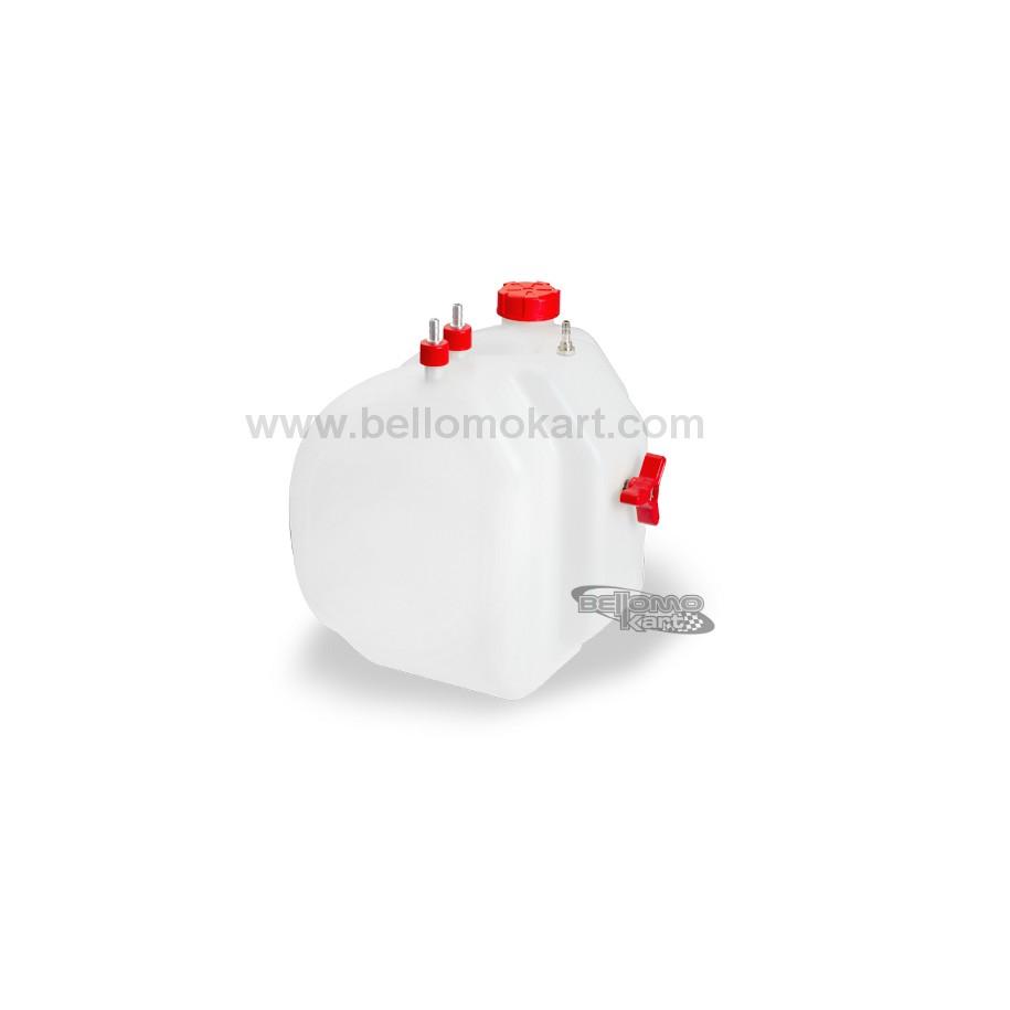 Serbatoio lt. 8,5 tonykart kz
