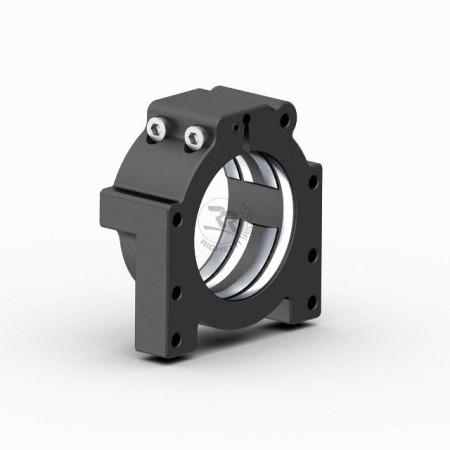 Guscio doppio destro cuscinetto assale 40/50mm (D.80mm),