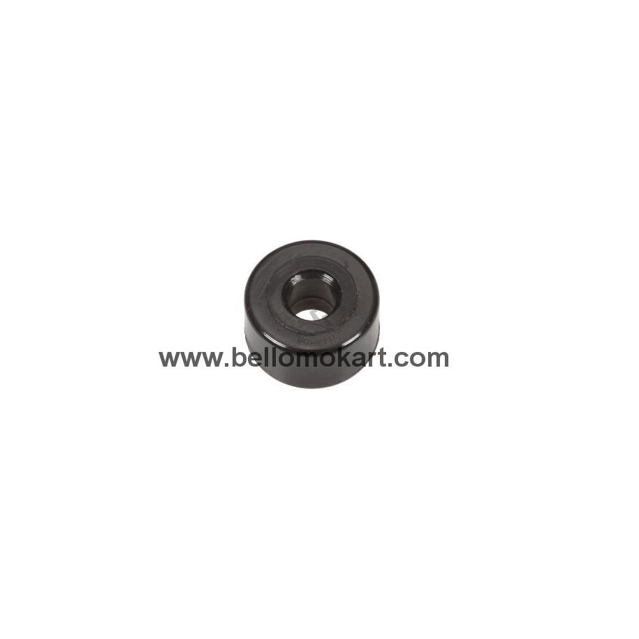 Rondella in nylon nera D.18/6 h.10mm
