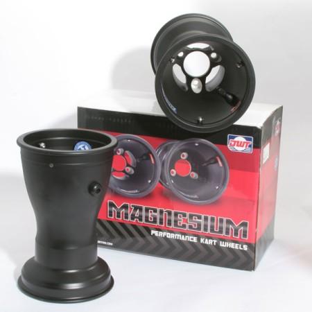 Set 2 cerchi posteriori magnesio Douglas 210 mm