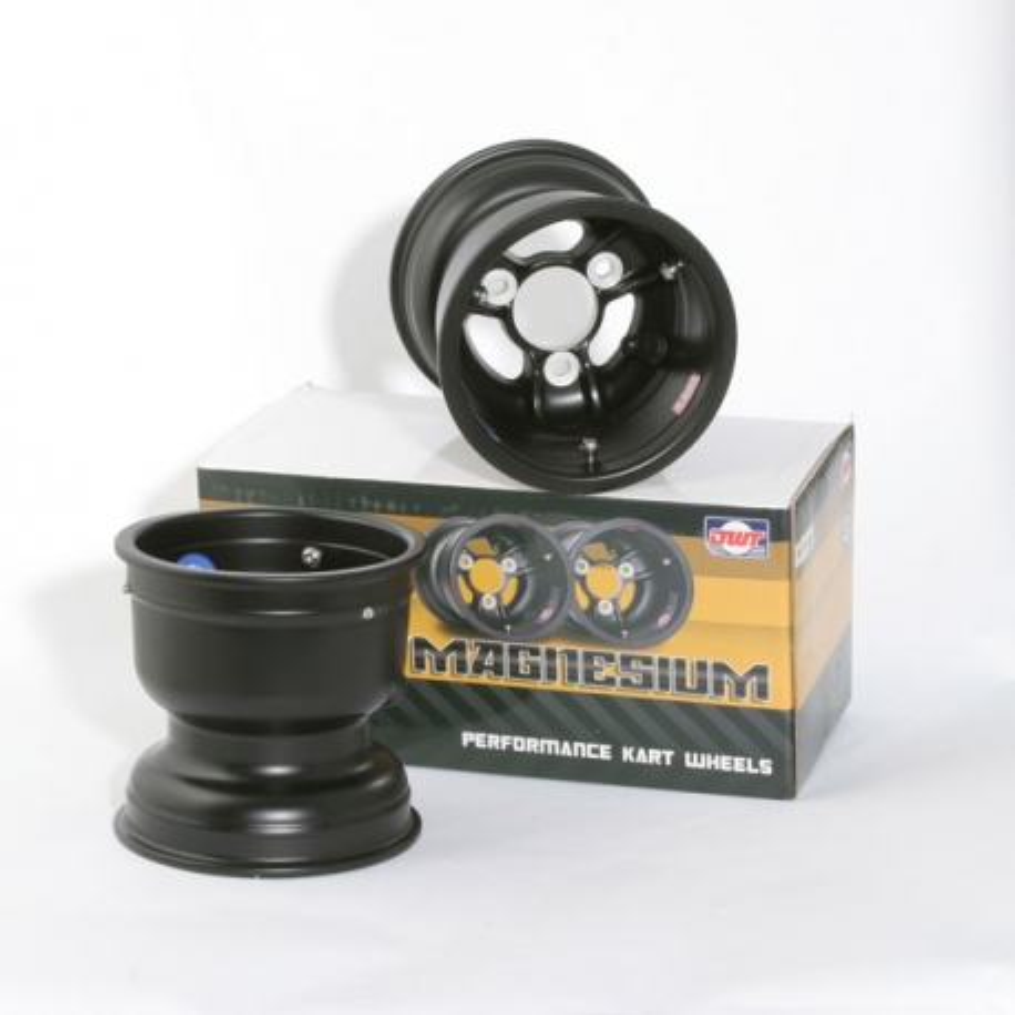Set 2 cerchi anteriori magnesio Douglas LV 132 mm