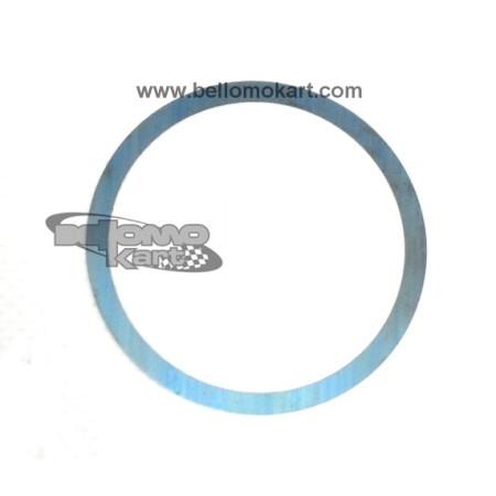 Rasamento acciaio 0.10 mm per cuscinetti banco  iame 60