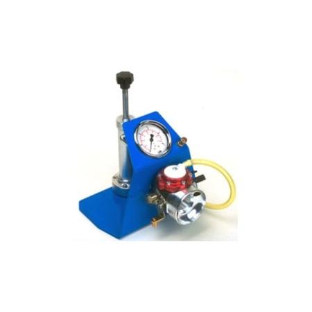 Pompa professionale controllo carburatori