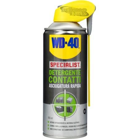 DETERGENTE CONTATTI ASCIUGATURA RAPIDA  WD 40 SPRAY 400 ml
