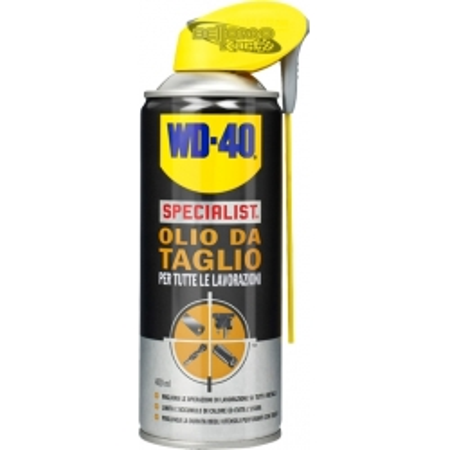 OLIO DA TAGLIO  WD 40 SPRAY 400 ml