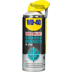 GRASSO BIANCO AL LITIO  WD 40 SPRAY 400 ml
