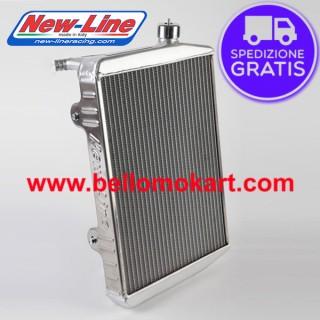 radiatore new line BIG con attacchi