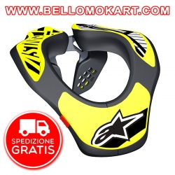 collare kart alpinestars ragazzo Youth Neck support