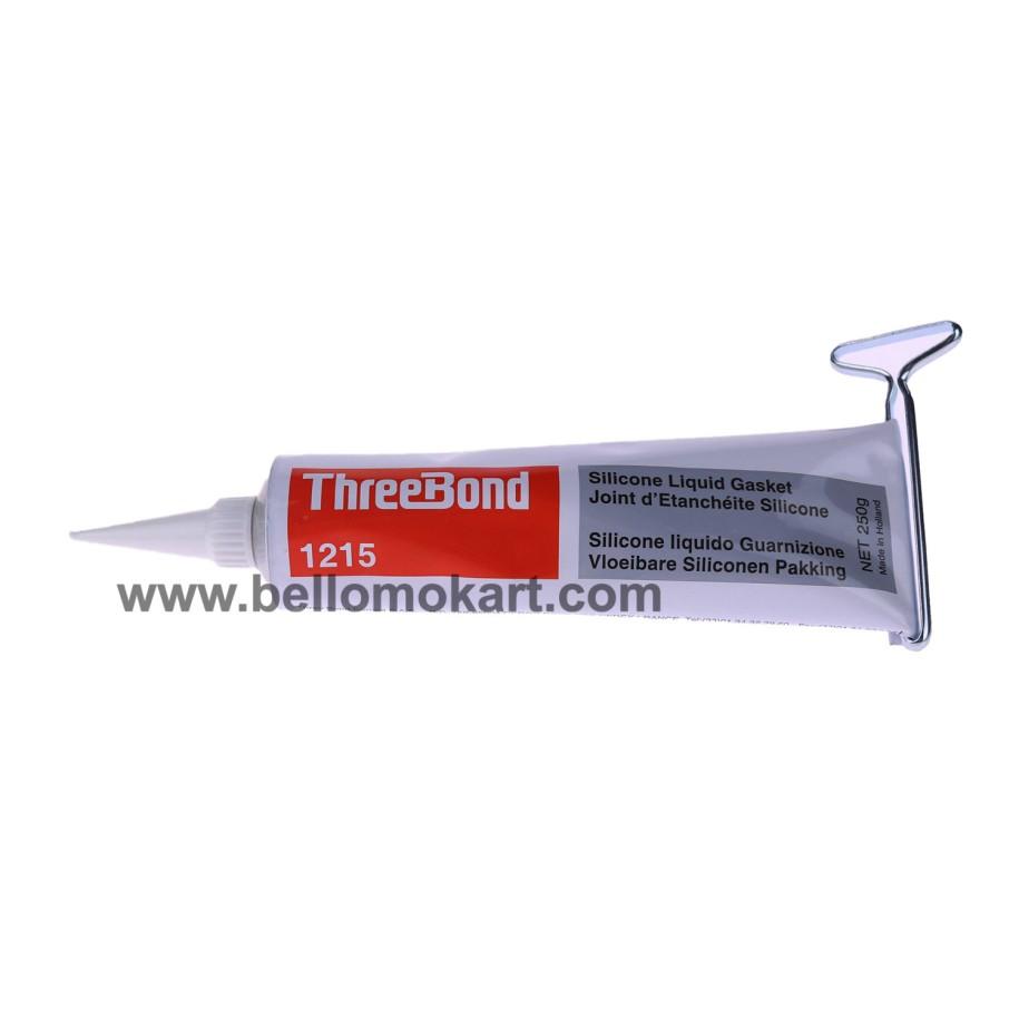 Silicone grigio per chiusura carter LIQUID GASKET 250 ml