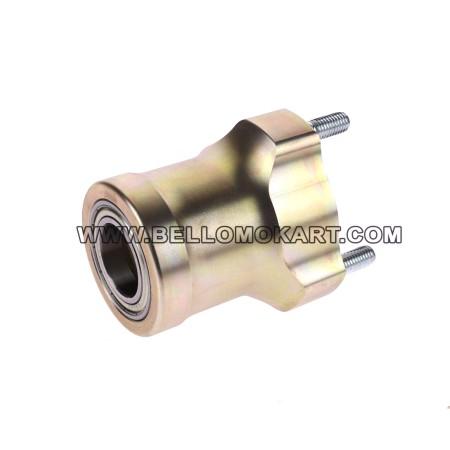 mozzo anteriore magnesio lunghezza 70 con cuscinetto 25 mm