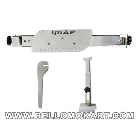 kit supporto montaggio sedile imaf