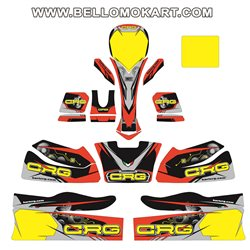 Kit adesivi CRG MINI  2018-19
