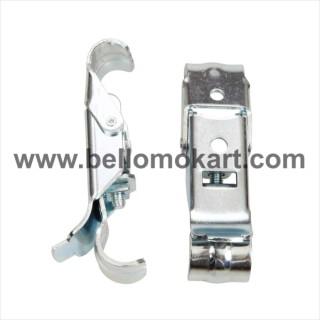 ganci spoiler anteriore (coppia)