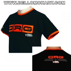 T-Shirt CRG  maglietta black/orange new 2019