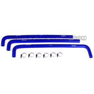 kit tubazioni blu iame X30 new