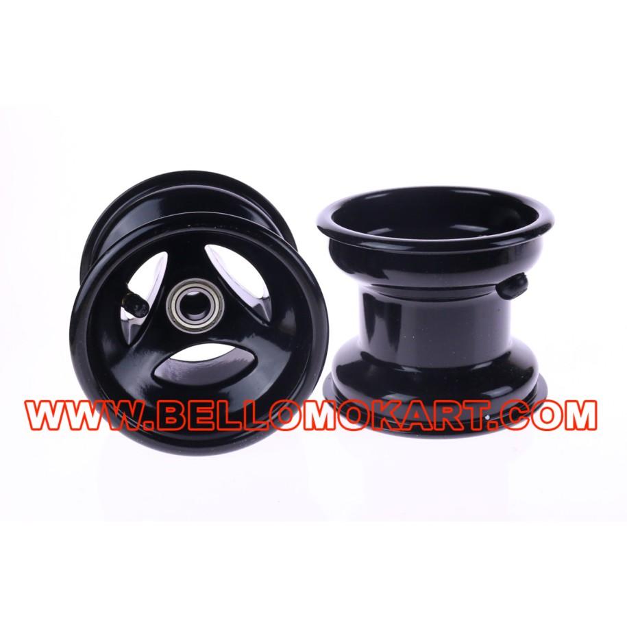 Cerchio freeline anteriore 115 mm per minikart / easykart 60