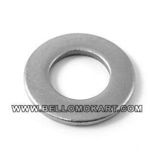 Rondella 4 x 9 mm zincata
