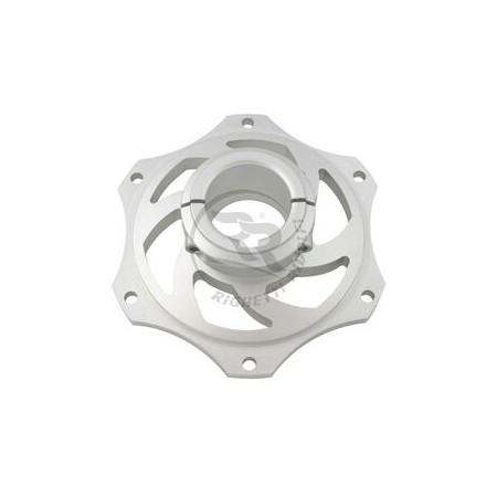 Portacorona alluminio anodizzato per assale da 40 mm
