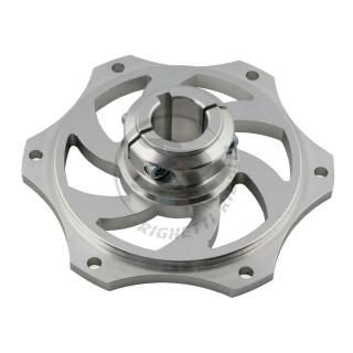 Portacorona 25 mm mod. CLS alluminio
