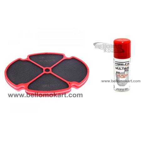 inserto filtrante freeline SA-18  con olio