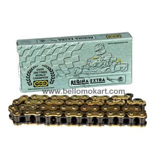 catena regina EXTRA 428 HK con maglia giunzione