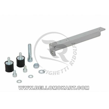 supporto inf. radiatore rotax DD2
