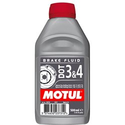 liquido freni MOTUL DOT 3 & 4  500 ml
