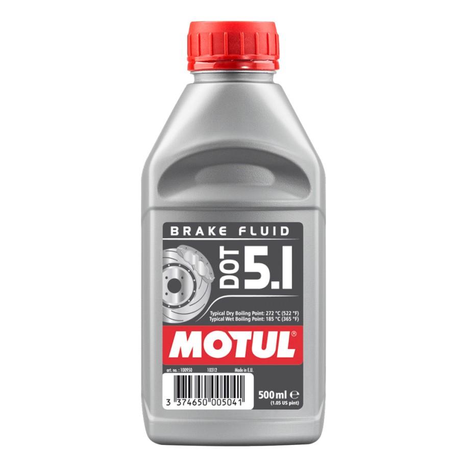 liquido freni MOTUL DOT 3 & 4  500 ml