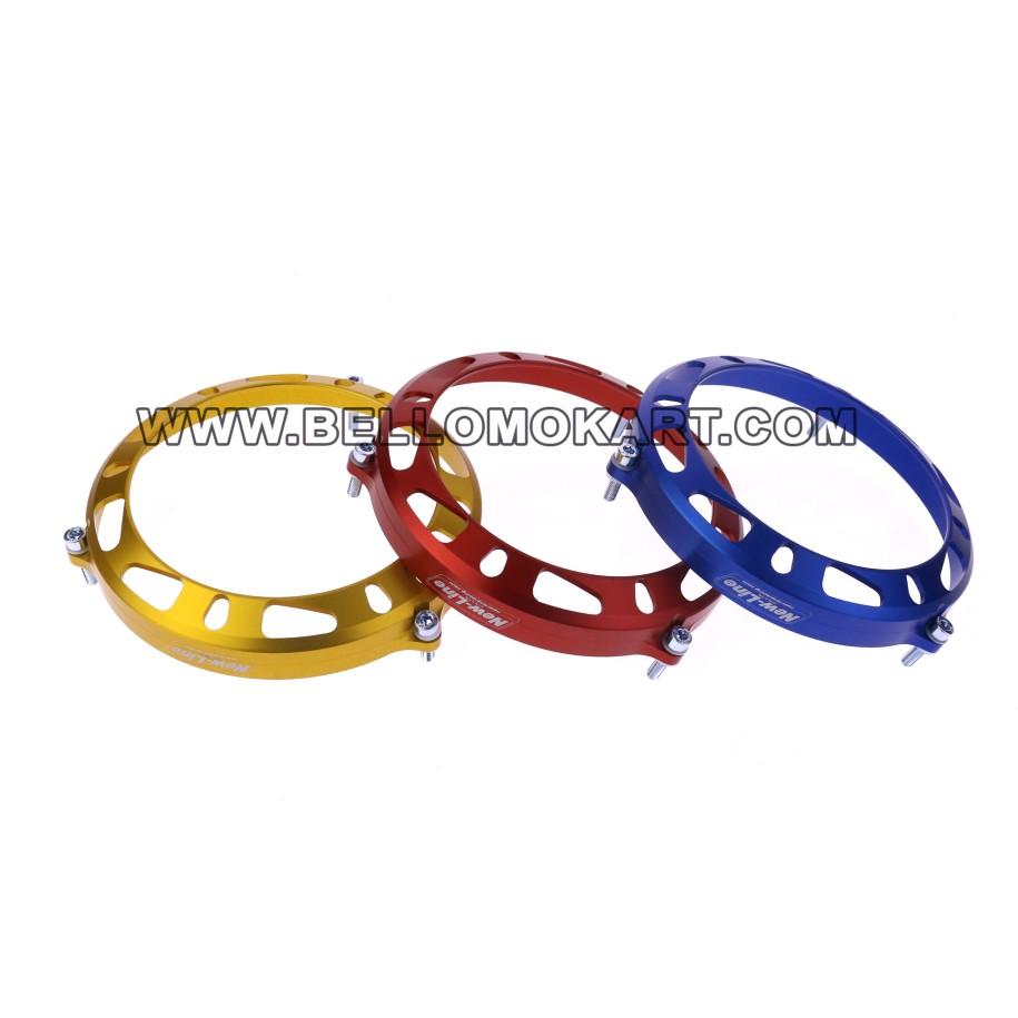 coperchio frizione in alluminio new line per TM KZ10-C / R1