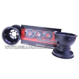 Cerchio Douglas MGV 130 mm magnesio ant.