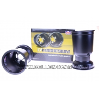 Cerchio Douglas VLV 210 mm magnesio post.