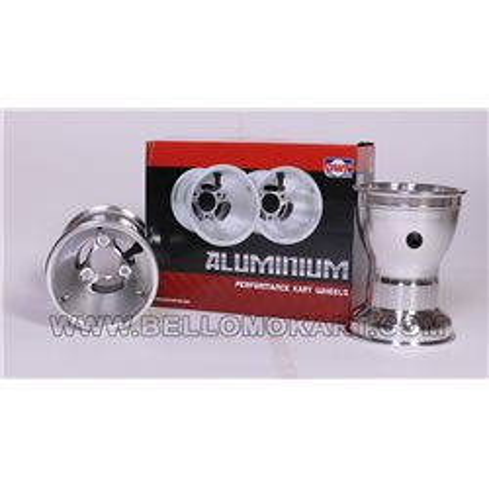 cerchio singolo Douglas ALV 180 mm alluminio post.