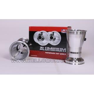 cerchio Douglas ALV 210 mm alluminio post.