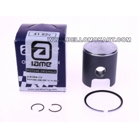 Pistone iame 60 mini / baby 2011/2012  mis. 41.80 V