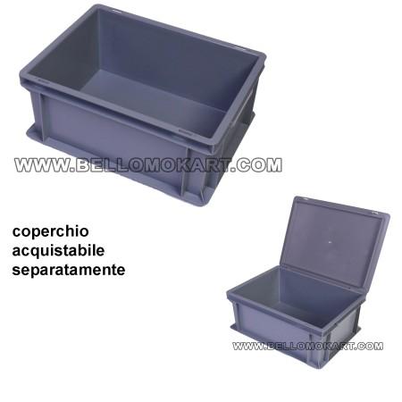 cassa contenitore sovrapponibile 40x30x17