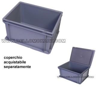 cassa contenitore sovrapponibile 40x30x22