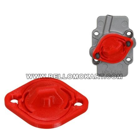 Tappo protezione foro aspirazione X30 / OK / OKJ / 100 con blocco