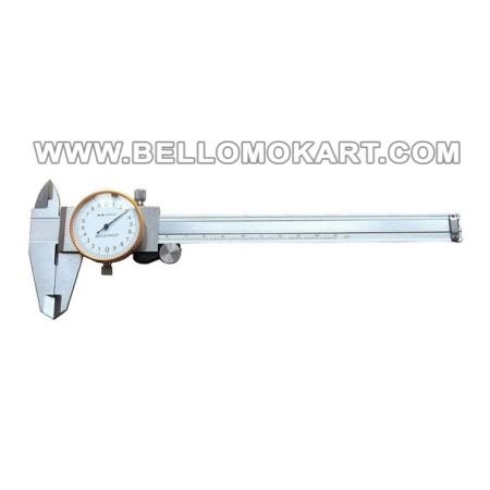 Calibro con comparatore 50-160 mm