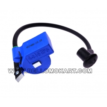 bobina blu selettra COMER C50