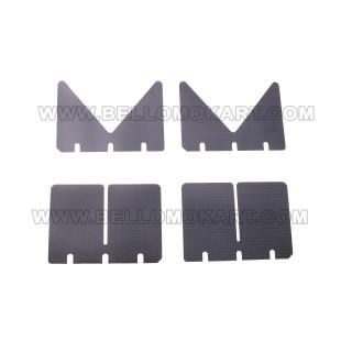 kit lamelle in carbonio TM-R1
